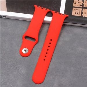 Watch Band Compatible with Apple watch Red